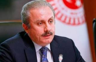 TBMM Başkanı Şentop'tan Kılıçdaroğlu'na...