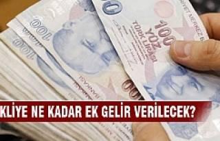 2 çocuklu emekli 425 lira ek gelire kavuşacak