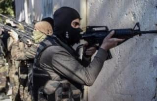 8 PKK'lı etkisiz hale getirildi