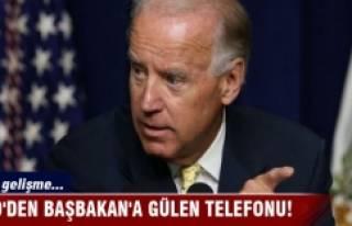 ABD'den Başbakan'a Gülen telefonu!