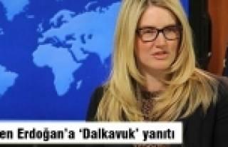 ABD'den Erdoğan'a tepki: Gülünç ve saçma olma