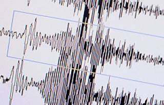 Adana'da 3,2 deprem!