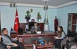 Aday Öğretmenler'den Başkan Erdoğan'a Ziyaret