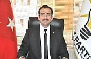 Ak Parti İl Başkanı Tanrıver'in 30 Ağustos...