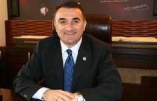 AK Partili Başkana 'Çete' kumpasını...