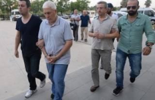 Ankara'da 167 şüpheliden 164'ü tutuklandı