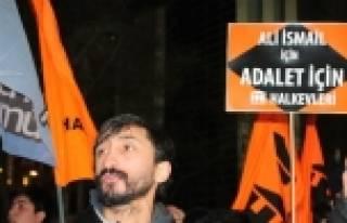 Ankara'da Ali İsmail Korkmaz Eylemine Polis Müdahalesi