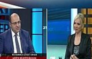 Başkan Orhan Tgrt Haber'e Konuk Oldu…