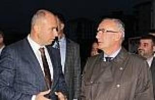 Başkan Yılmaz Tekkeköy'de İncelemelerde Bulundu