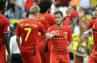 Belçika Rusya maç özeti