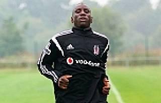 Beşiktaş'ta Demba Ba şoku!