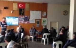 Beyşehir'de Jandarmadan Trafik Güvenliği Semineri