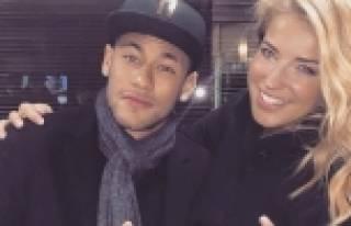 Burcu Esmersoy'a Neymar'dan şok