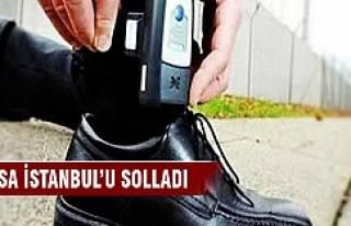 Bursa'da 120 kişide elektronik kelepçe var!