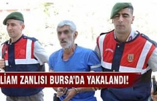 Bursa'da katliamın zanlısı bakın nasıl yakalandı!