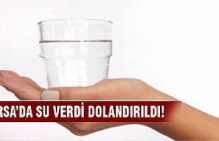 Bursa'da mevlite çağrılma bahanesiyle dolandırıldı
