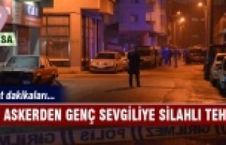 Bursa'da sevgili dehşeti