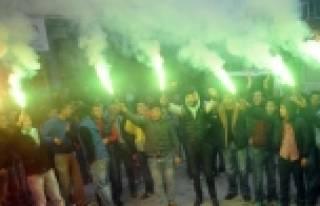 Bursaspor Taraftar Derneği Yavuzselim temsilciliği...