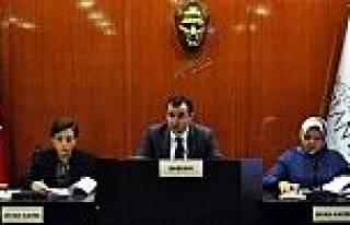 Büyükşehir Meclisi Belediyelerin Bütçelerini...