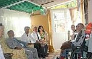 Çiğli'de ''gönülden Gönüle'' Ziyaret