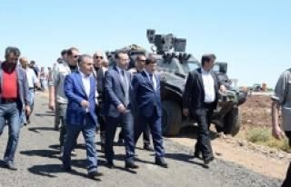 Cumhurbaşkanı Erdoğan, dehşeti yaşayan köye...