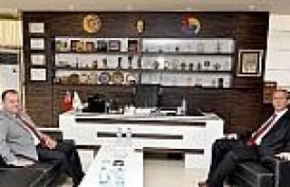 Defterdar Sormaz'dan Çorum Tso'ya Ziyaret