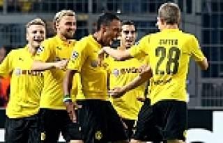 Dortmunda'da çifte keyif