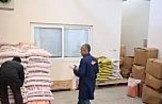 Dtso'dan Kobani'ye 34 Ton Gıda Yardımı