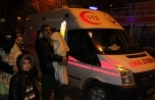 Elektirikli Isitici Kırşehir'de Irakli Mültecilerin...