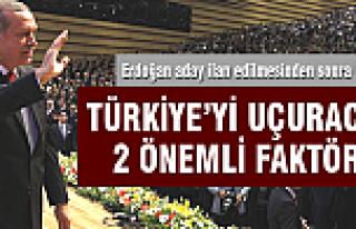 Erdoğan adaylığının açıklanması sonrası açıklamalarda...