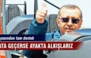 Erdoğan'ın o sözlerine iş dünyasından tam destek
