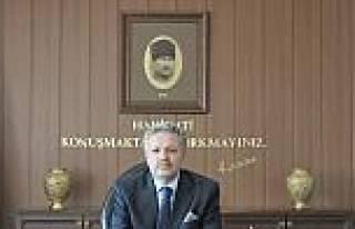 Erzincan Valiliğine Merkez Valisi Süleyman Kahraman...