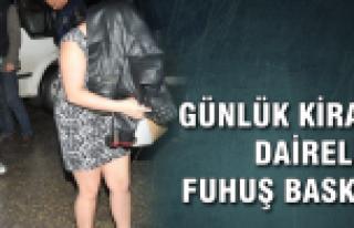 Eskişehir'de fuhuş operasyonu
