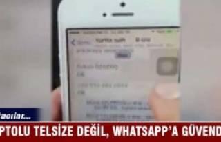 FETÖ'cü darbeciler neden WhatsApp'ı tercih...