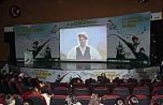 Garanti Mini Bank Çocuk Filmleri Festivali Erzurum'da