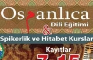 Gölbaşı Belediyesi'nden Osmanlıca Kursu