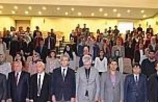Harran Üniversitesi'nde Mehmet Akif Paneli