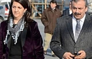 HDP heyeti Kandil'e gitti