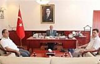 İha Edirne'deki Ziyaretlerine Devam Ediyor