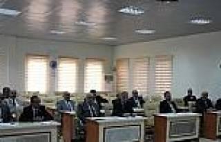 İl Genel Meclisi 17. Birleşim Toplantısı Yapıldı