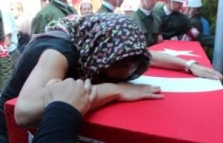 İntihar eden Yarbay Önder'in cenazesi Samsun'da...