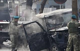 İntihar saldırısı: 20 ölü