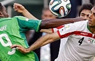İran - Nijerya maç özeti