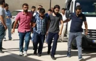 IŞİD operasyonunda 10 tutuklama