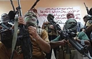 IŞİD sergi açtı!