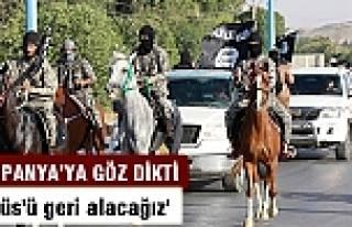 IŞİD'den 'Endülüs'ü geri alacağız' tehdidi