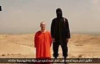 Işid'ten Korkunç İnfaz