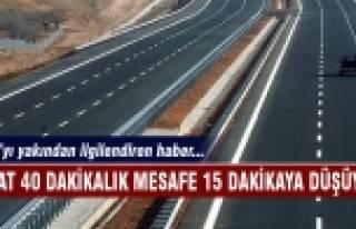 İstanbul'a yeni otoyol müjdesi