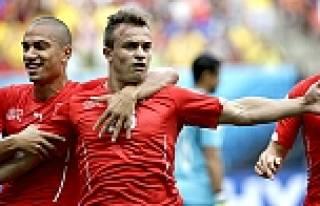 İsviçre - Honduras maç özeti / TIKLA İZLE