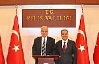 Kahramanmaraş Valisi Mustafa Hakan Güvençer Vali...